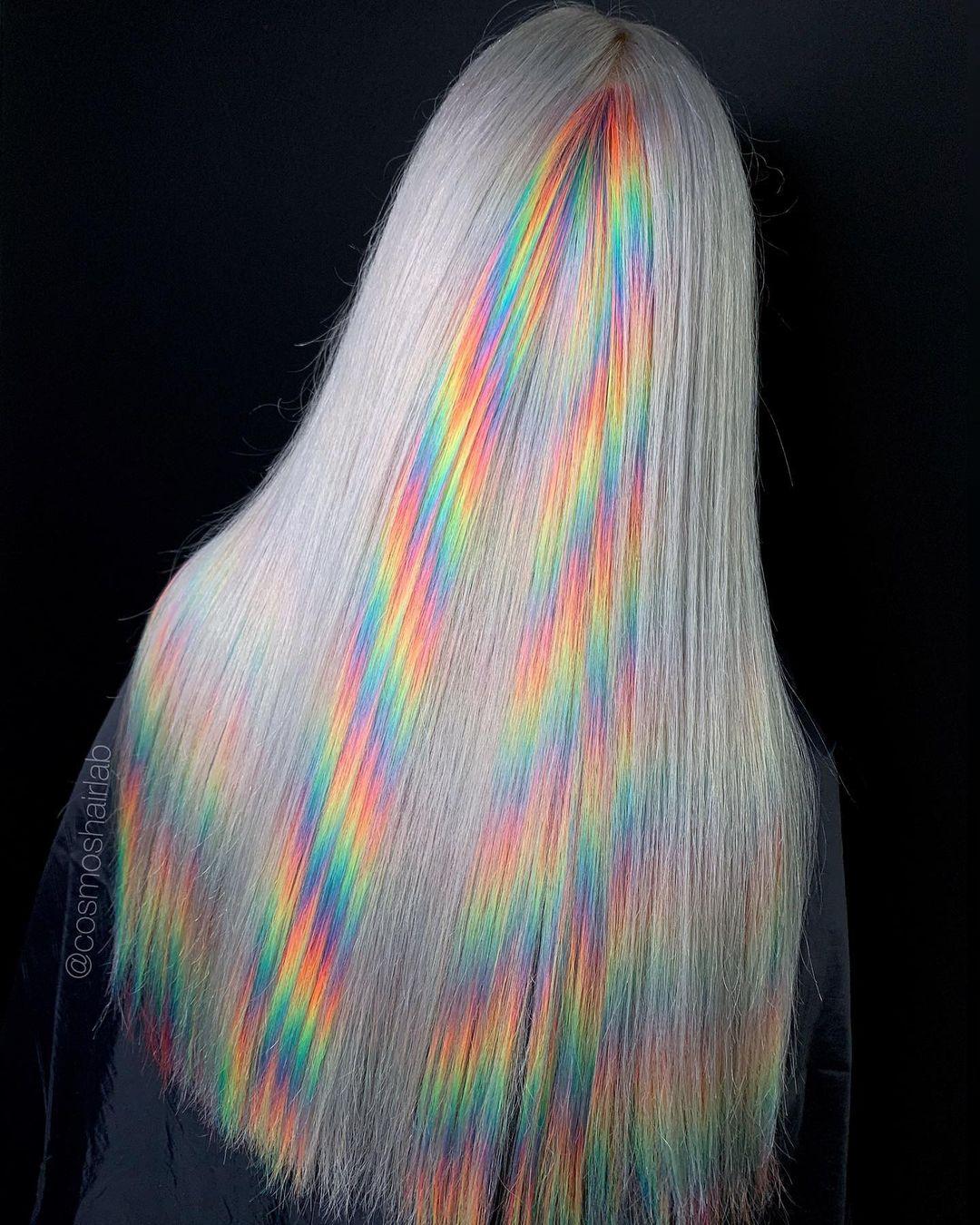cabello de prisma