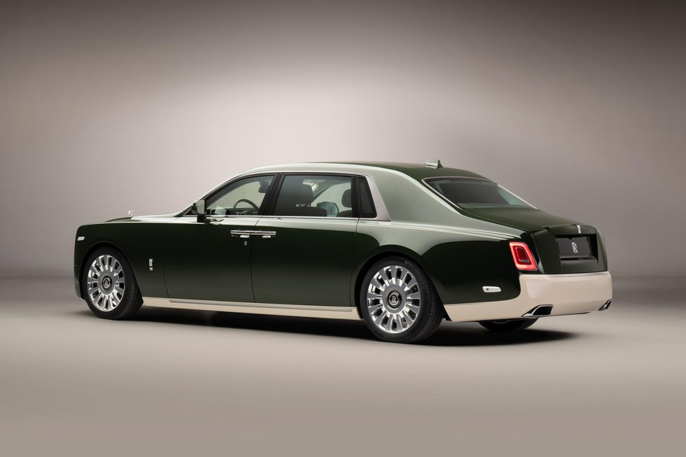 Bespoke Rolls Royce
