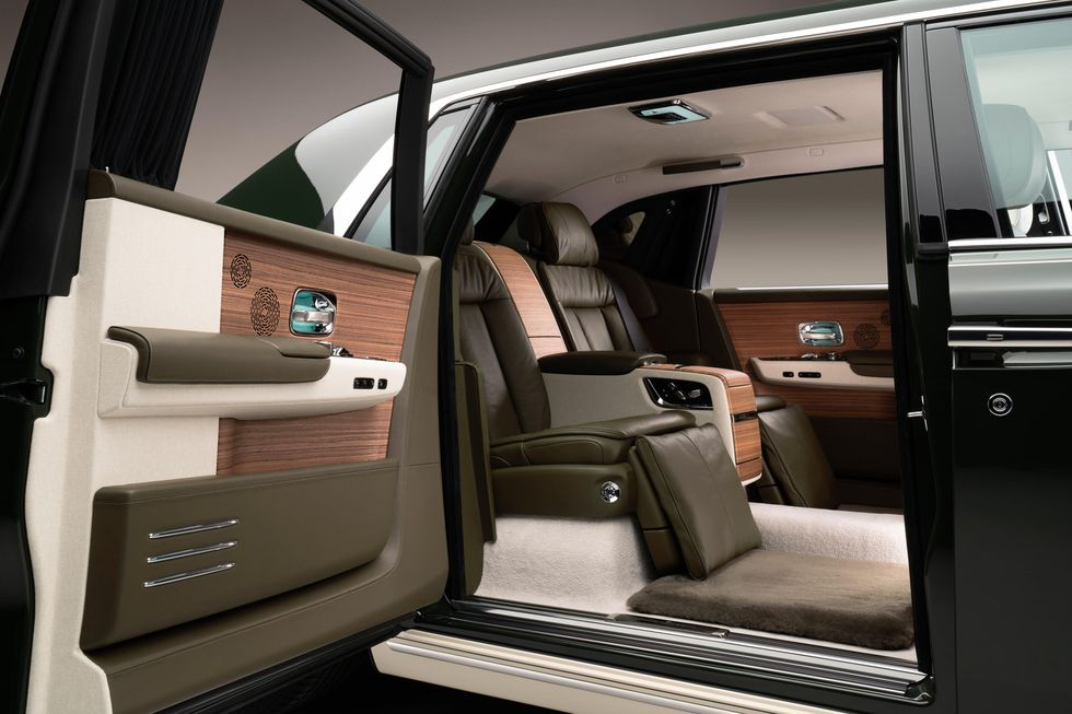 Rolls Royce and Hermes Collaboration
