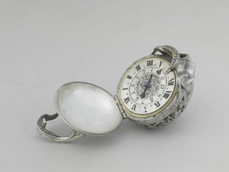Jean Rousseau Skull Watch
