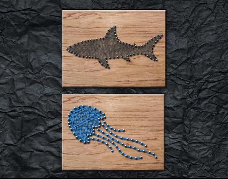 Ocean Art Kit