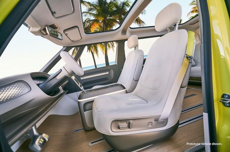 Volkswagen ID Buzz Front Seat