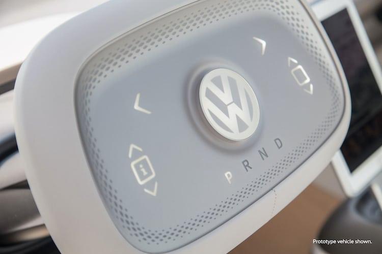 Volkswagen ID Buzz Stearing Wheel