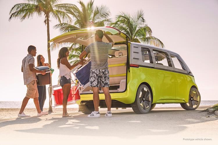 Volkswagen ID Buzz Road Trip
