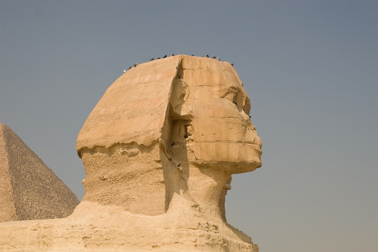 What is the Great Sphinx of Giza
