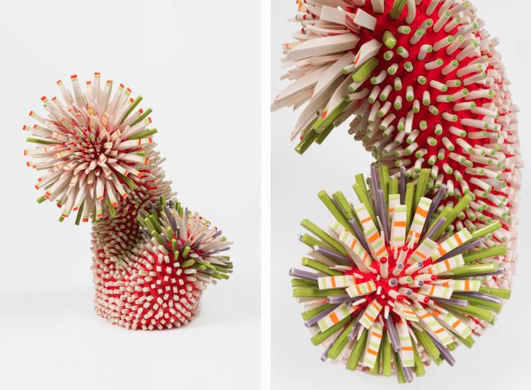 Porcelain Sculptures by Zemer Peled
