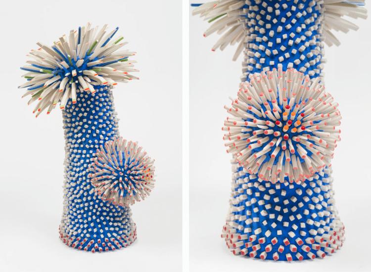 Ceramic Sculptures by Zemer Peled