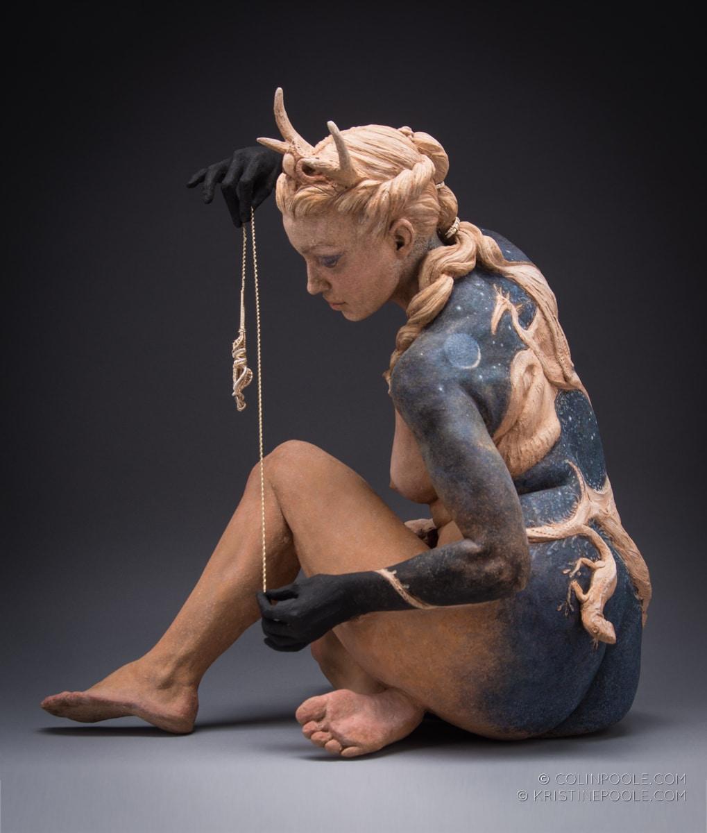 Award Winning Sculpture from the Beautiful Bizarre Magazine Art Prize