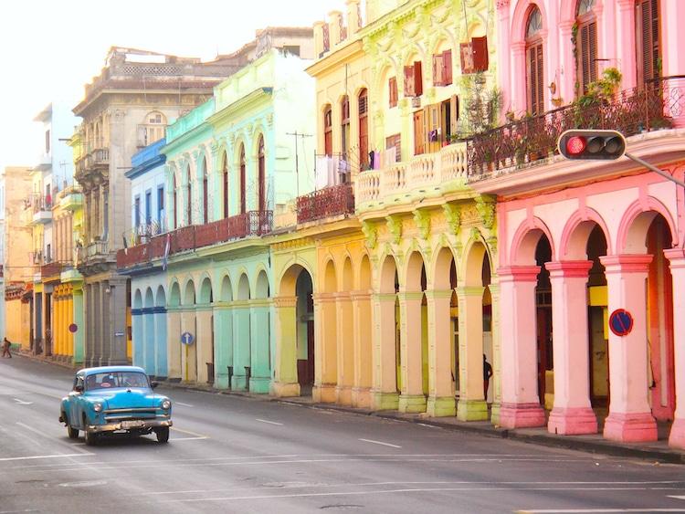 Latin American City Streets