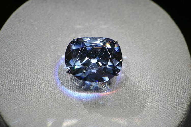 The Un-set Hope Diamond