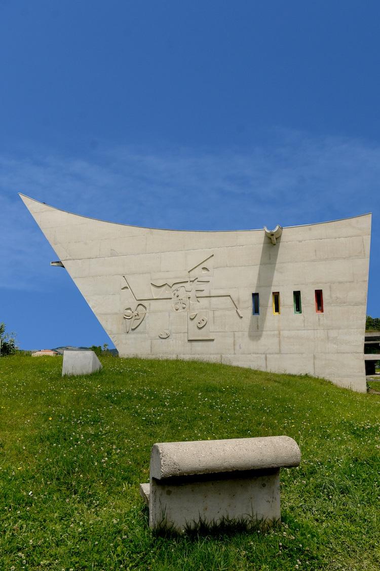Maison de la Culture de Firminy - Le Corbusier