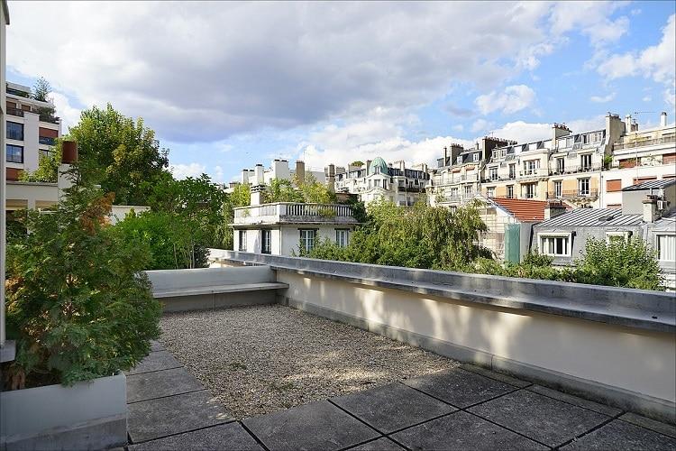 le toit de la maison La Roche