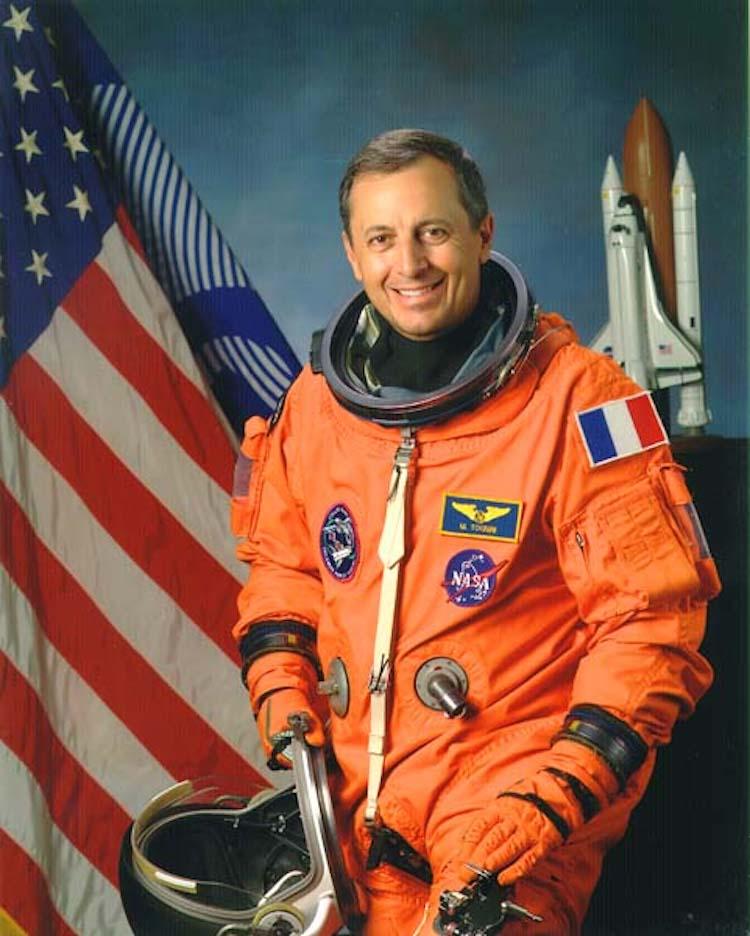 Michel Tognini, astronaute français