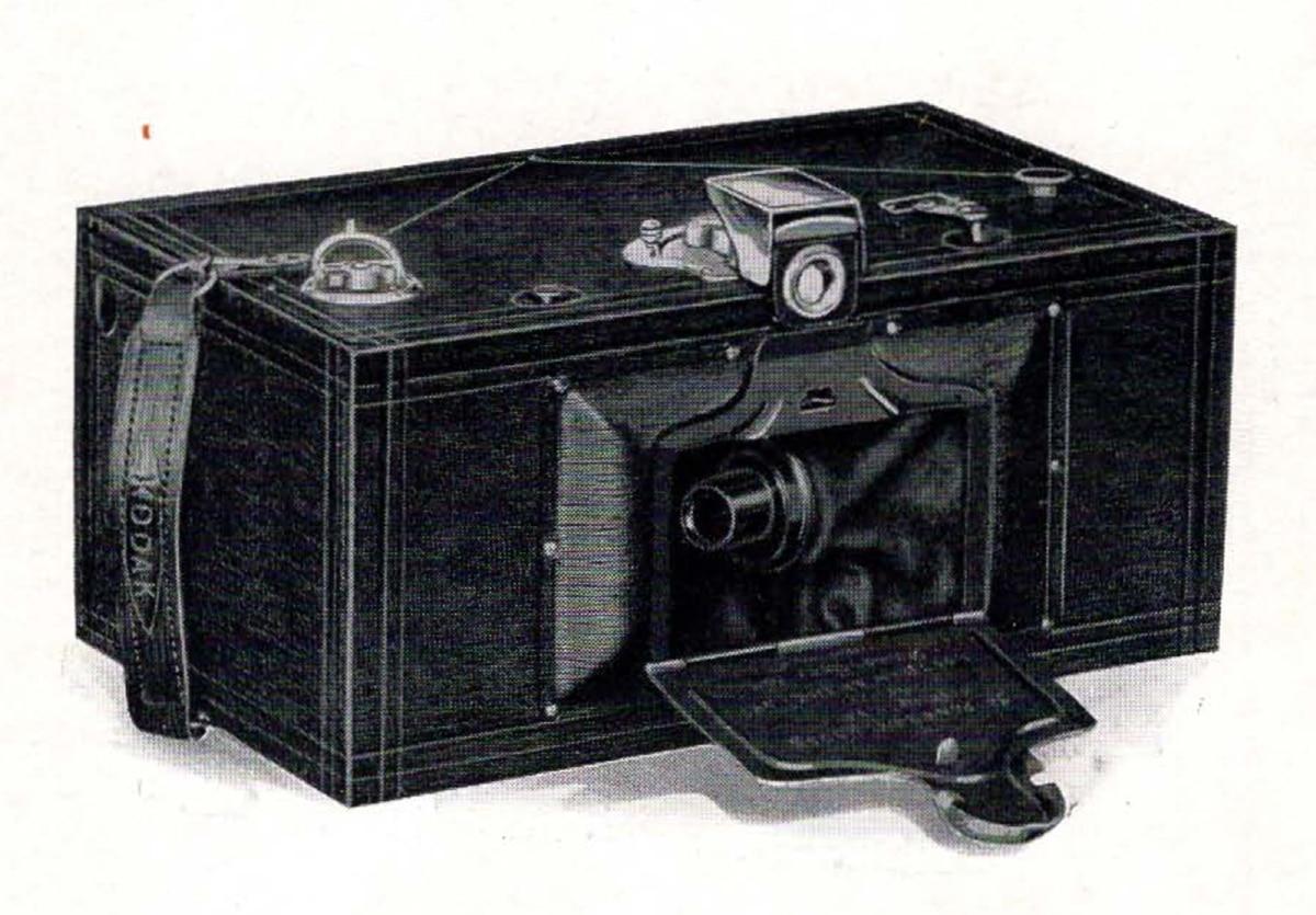 Kodak No.3A Panoram