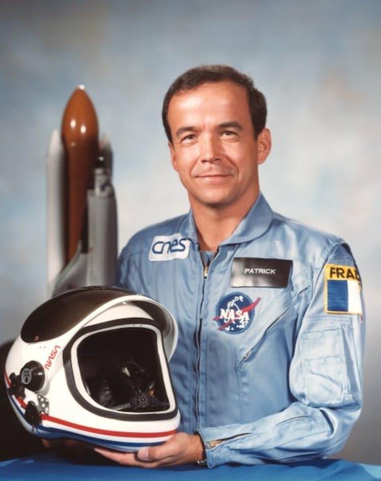 Patrick Baudry, astronaute français