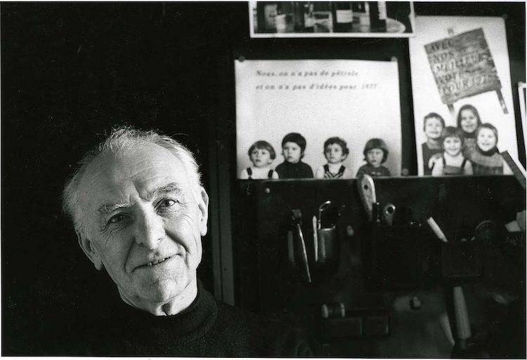 Robert Doisneau Portrait