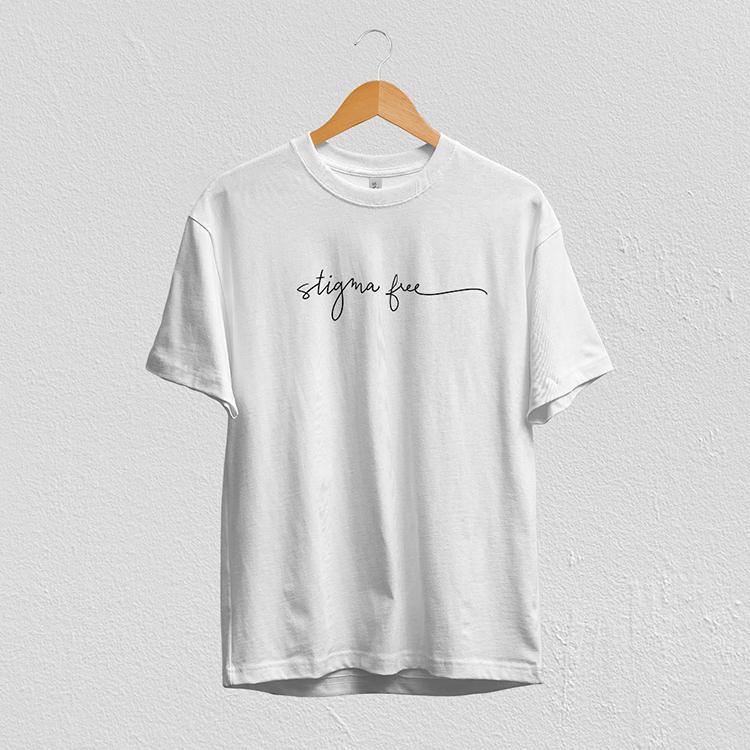 Stigma-Free T-Shirt Wear Your Label