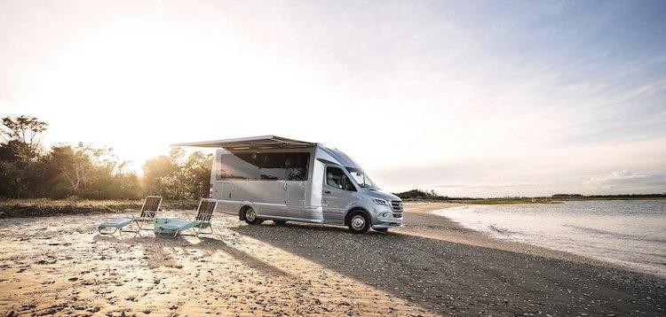 Airstream Atlas Camper Van 2021
