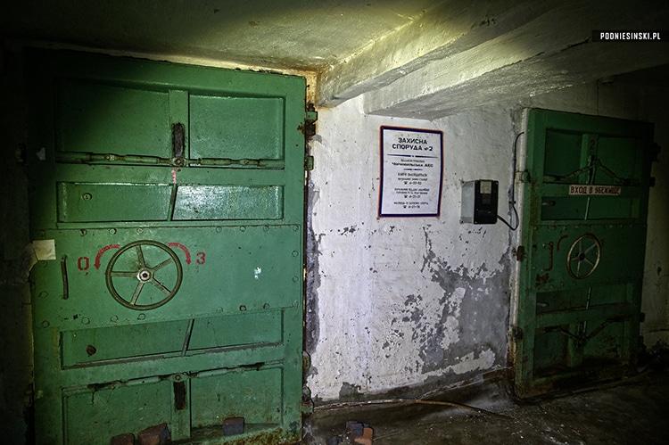 The underground bunker in BK2.