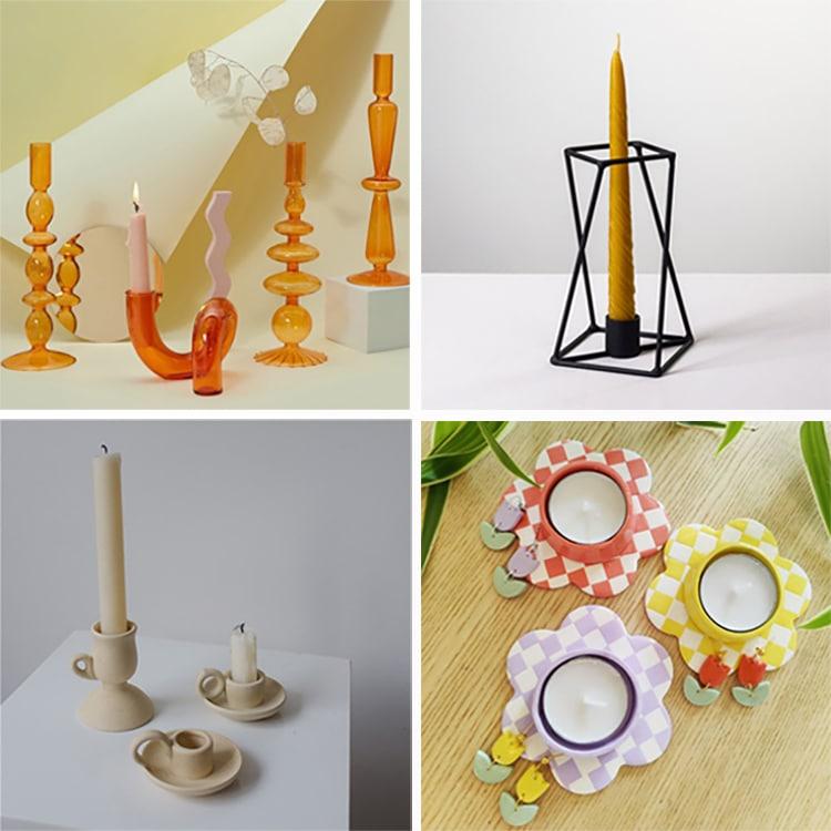 Candlestick Holder, Candelabra, Tea Light Holder