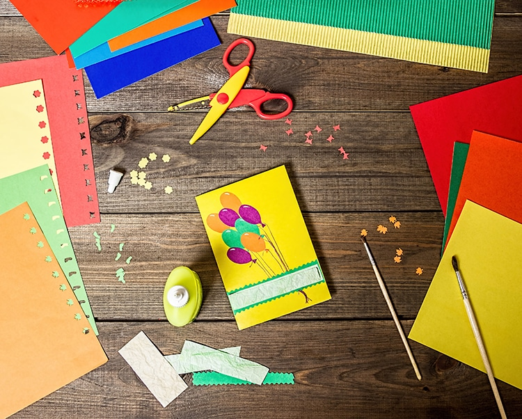 DIY Greeting, Holiday, Christmas, Birthday Card Making Supplies For Beginners