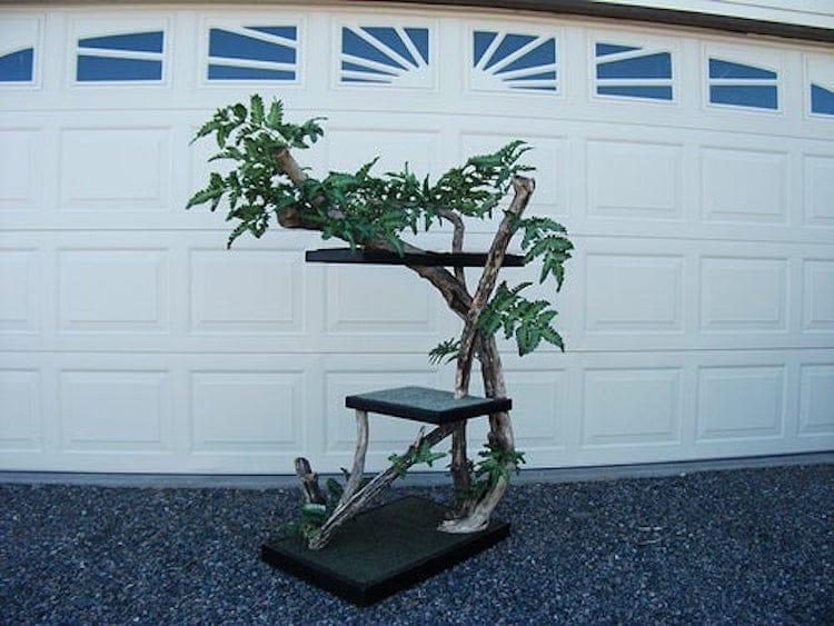 DIY Cat Tree