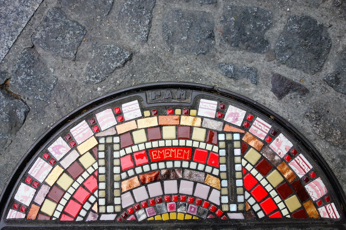 Filling Potholes With Mosaics