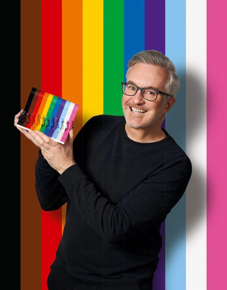 Set de LEGO de la comunidad LGBTQIA+