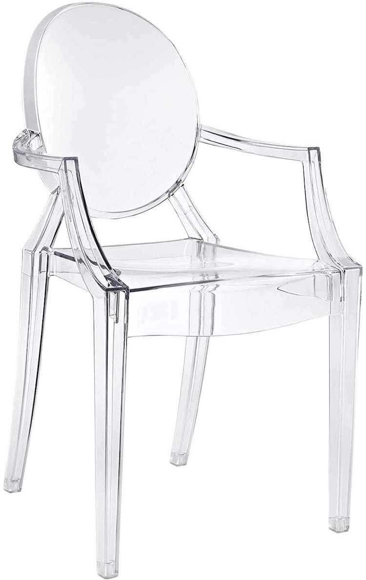 Casper Acrylic Chair