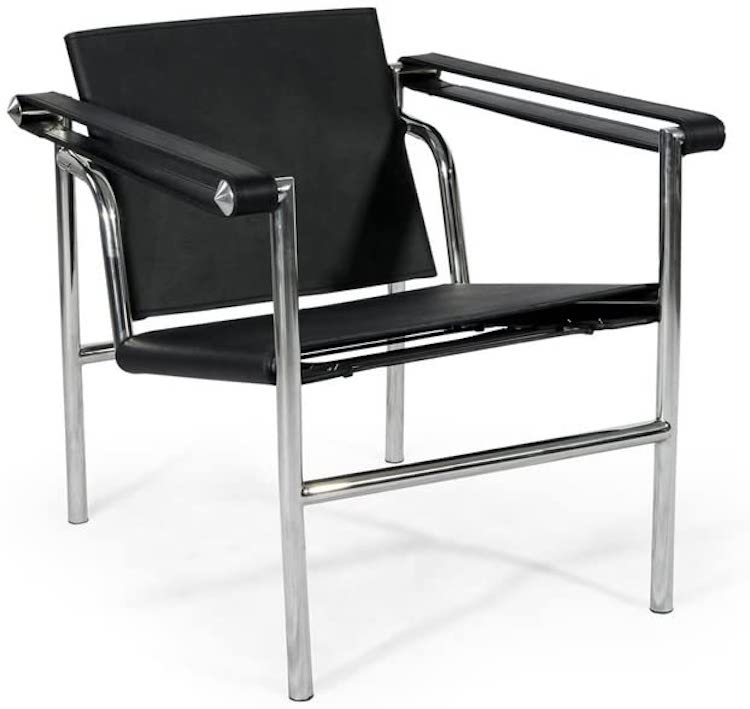 Le Corbusier Saddle Leather Chair
