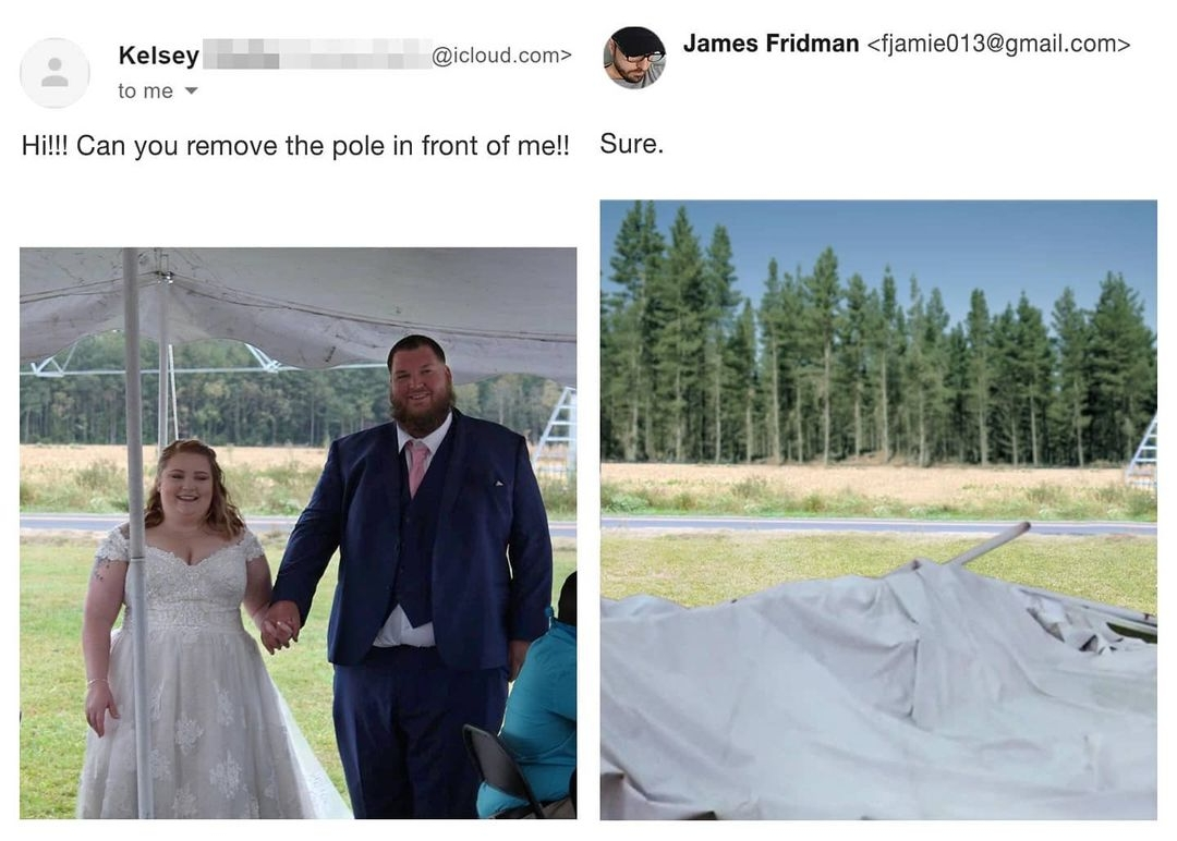 Photoshop Edits by James Fridman