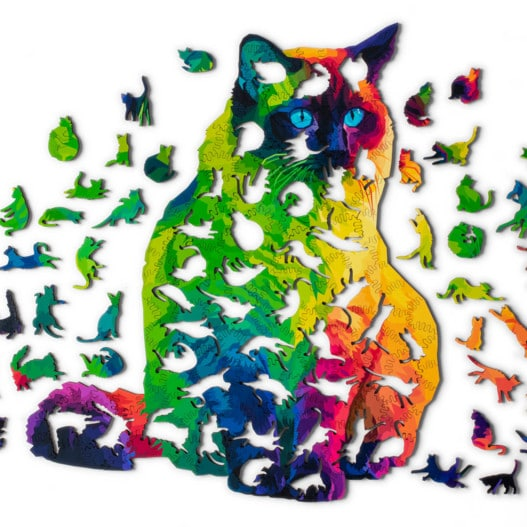 Herding Cats Puzzle by Nervous System