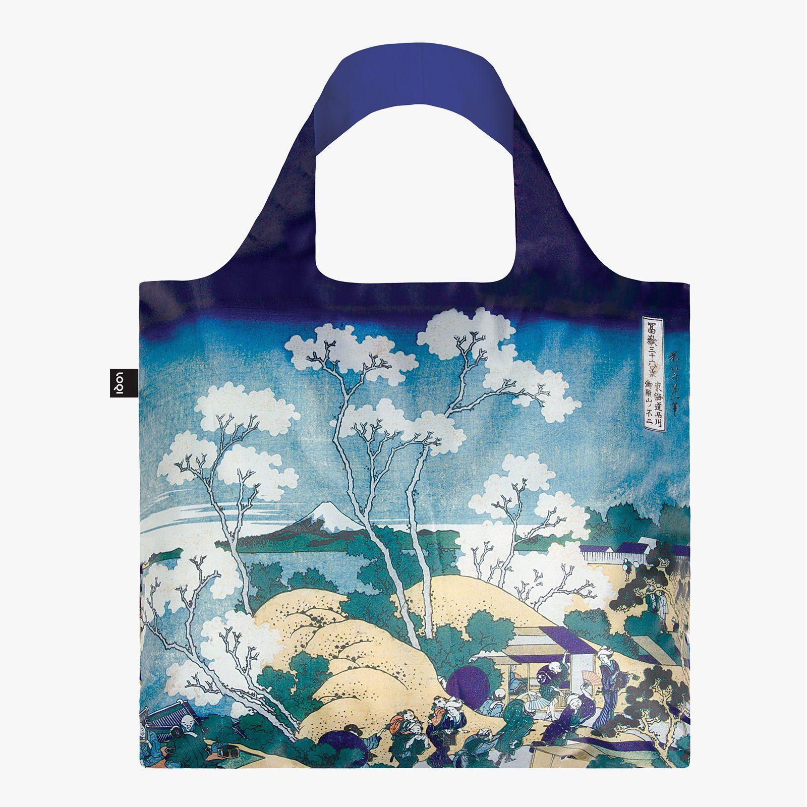Fuji from Gotenyama Tote Bag by LOQI