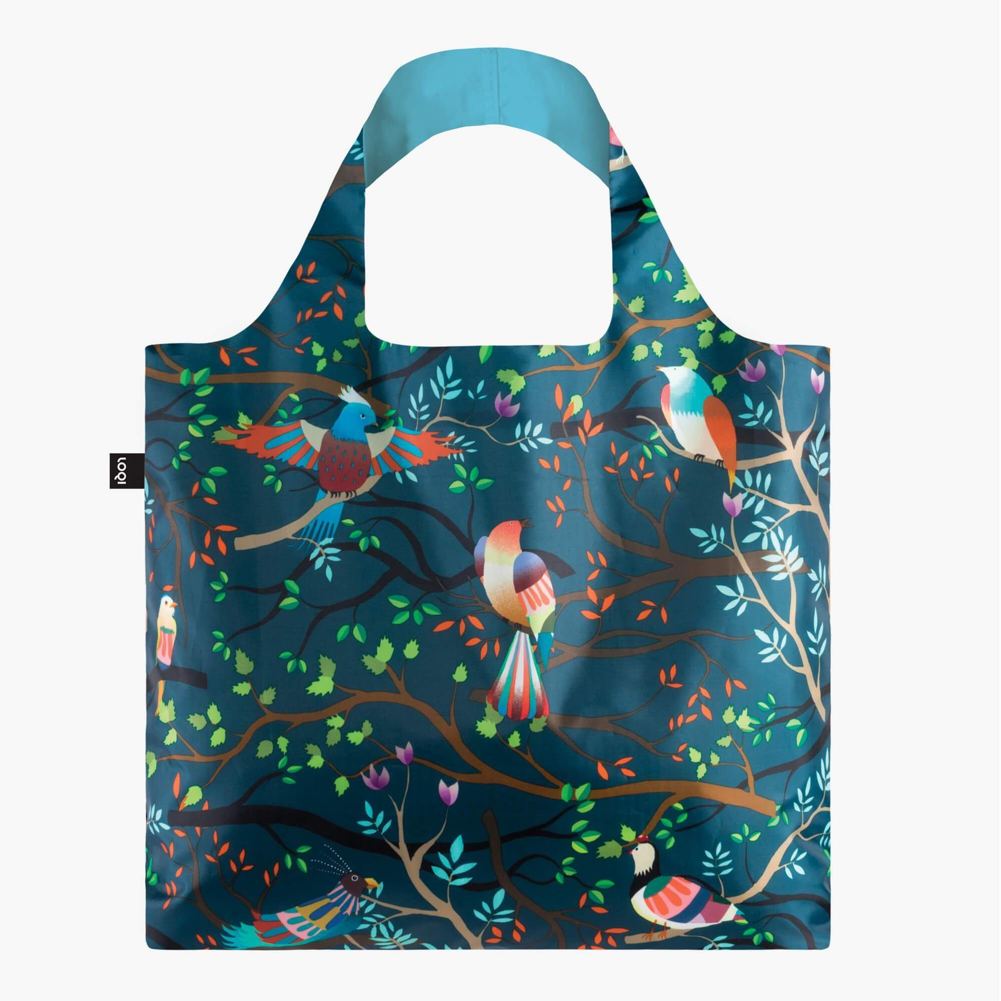 Birds Tote Bag by LOQI