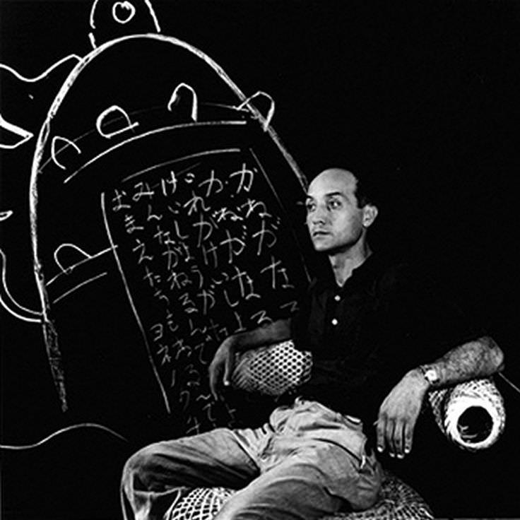 Sculptor Isamu Noguchi, Creator of the Noguchi Table