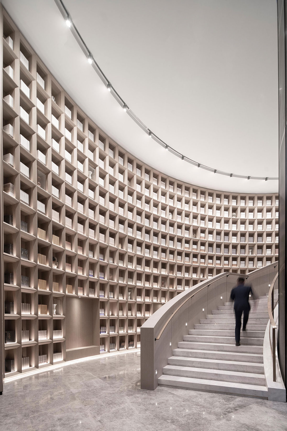 This Contemporary Chinese Hotel Is Inspired by Ancient Texts