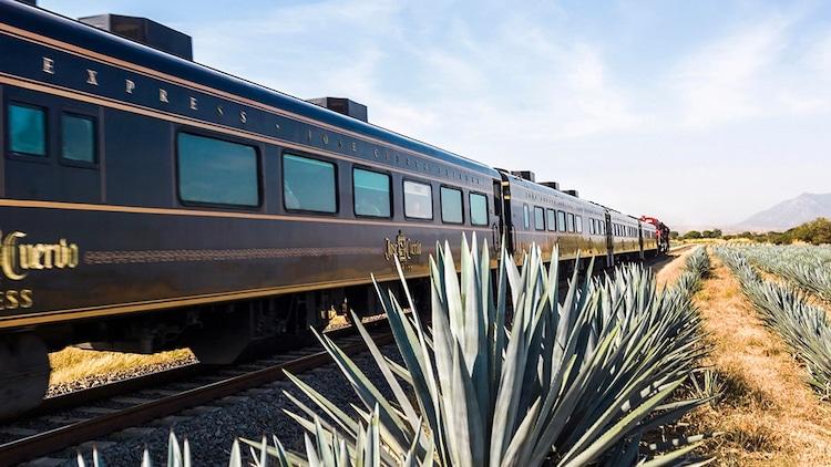 Tequila Train Jose Cuervo Express