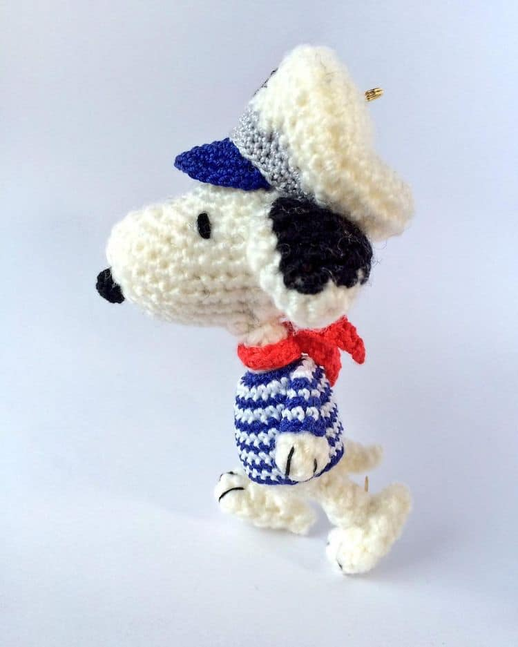 Knitted Toy by atelier Euph