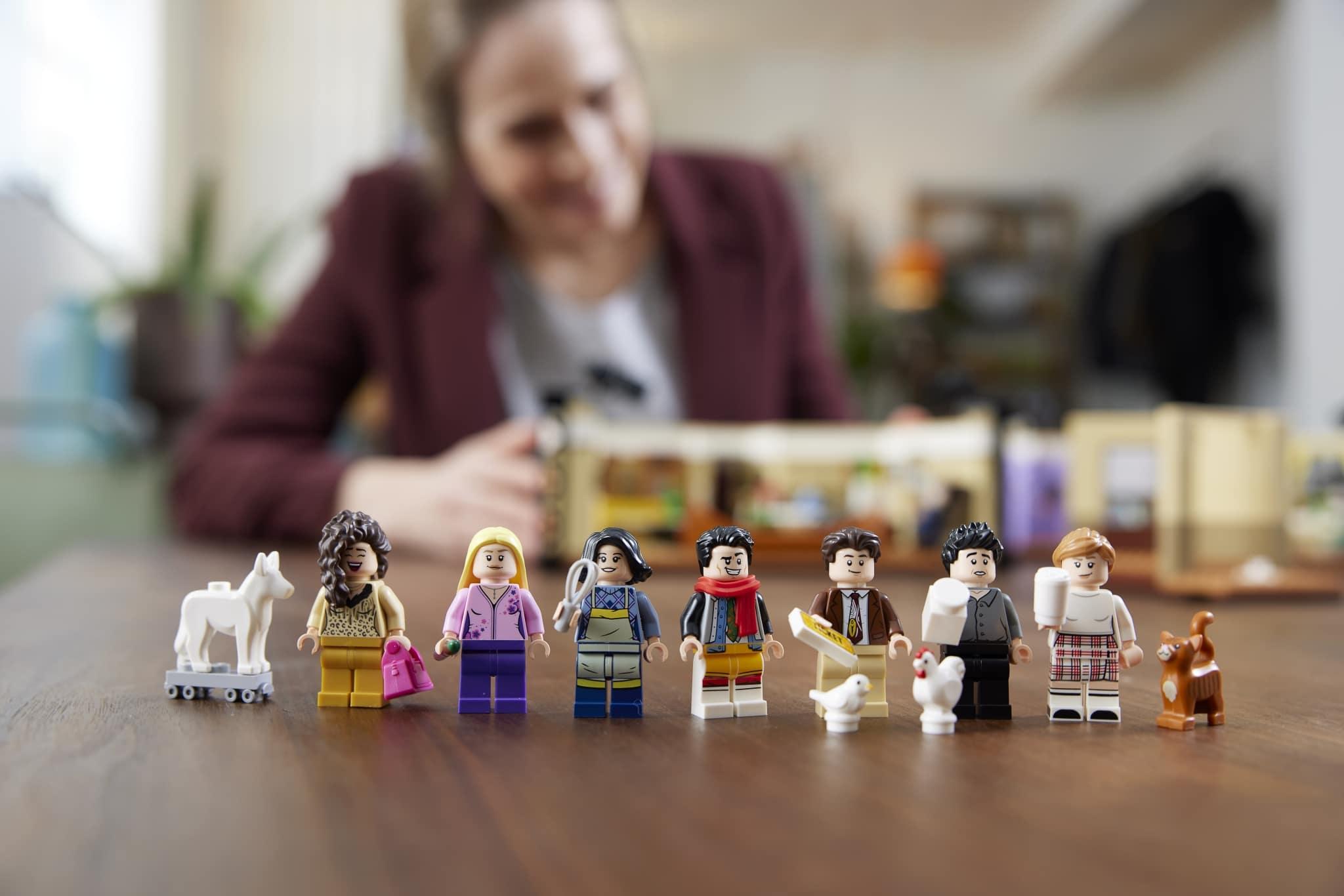 Set de LEGO inspiré de la série Friends