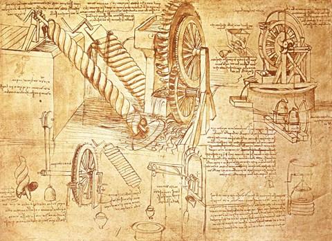 Codex Atlanticus de Leonardo da Vinci