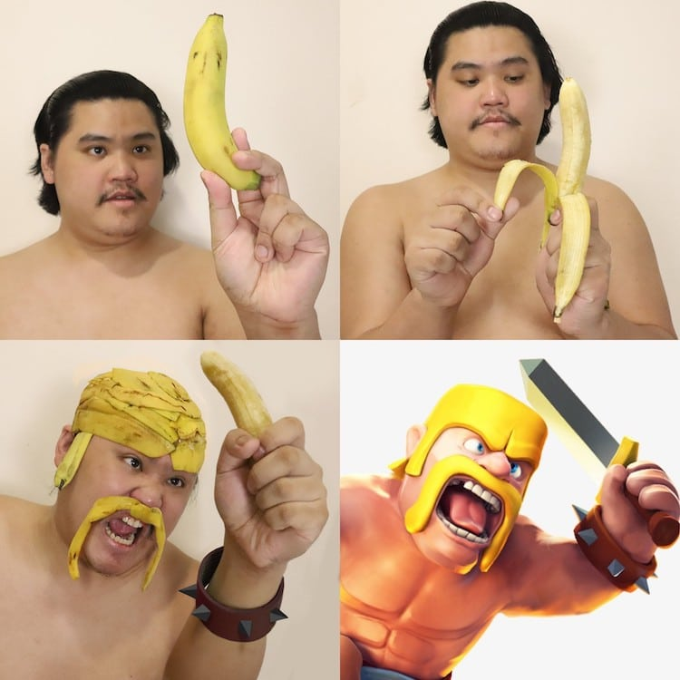 Funny Budget Cosplay