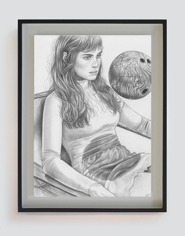 Figurative Paintings by Martine Johanna