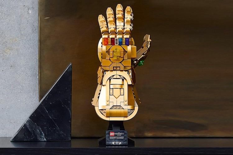 Marvel Infinity Gauntlet LEGO Set