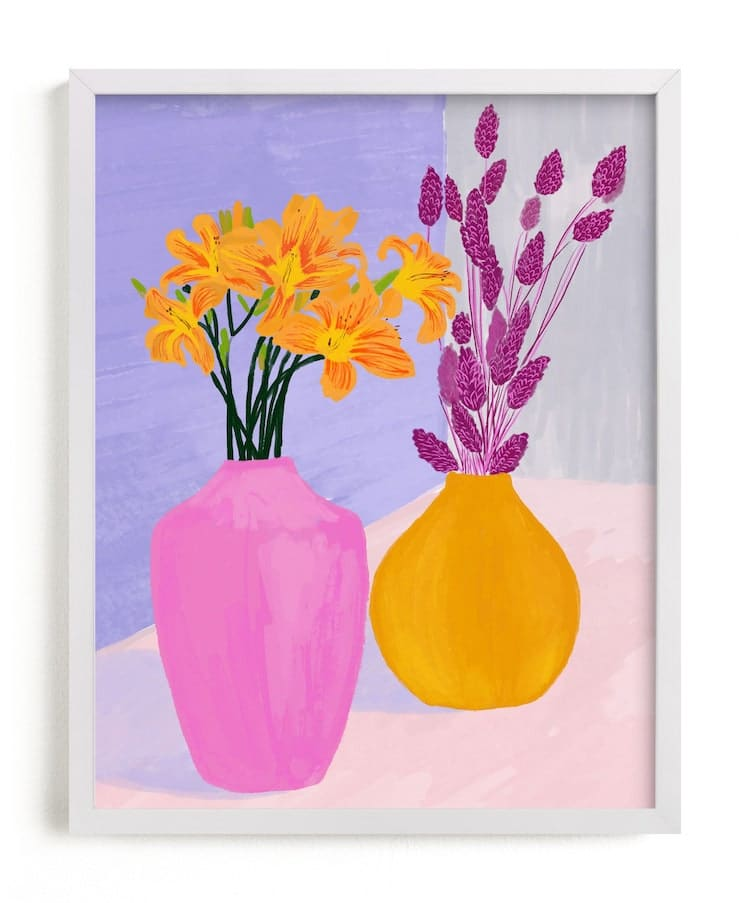 Colorful Still Life Print