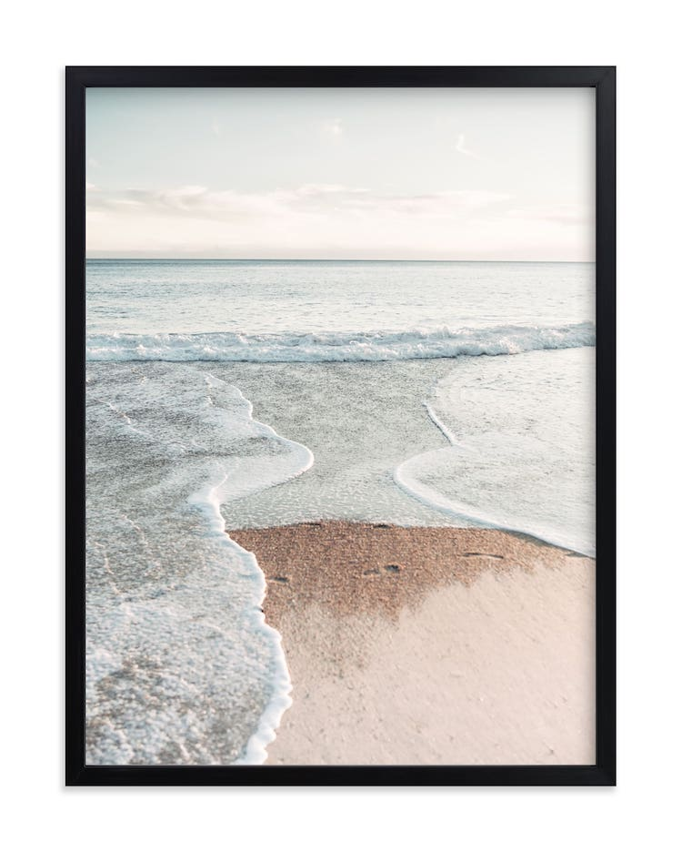Framed Photo of the Tide