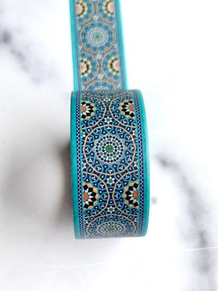 Moroccan Tile Washi Tape