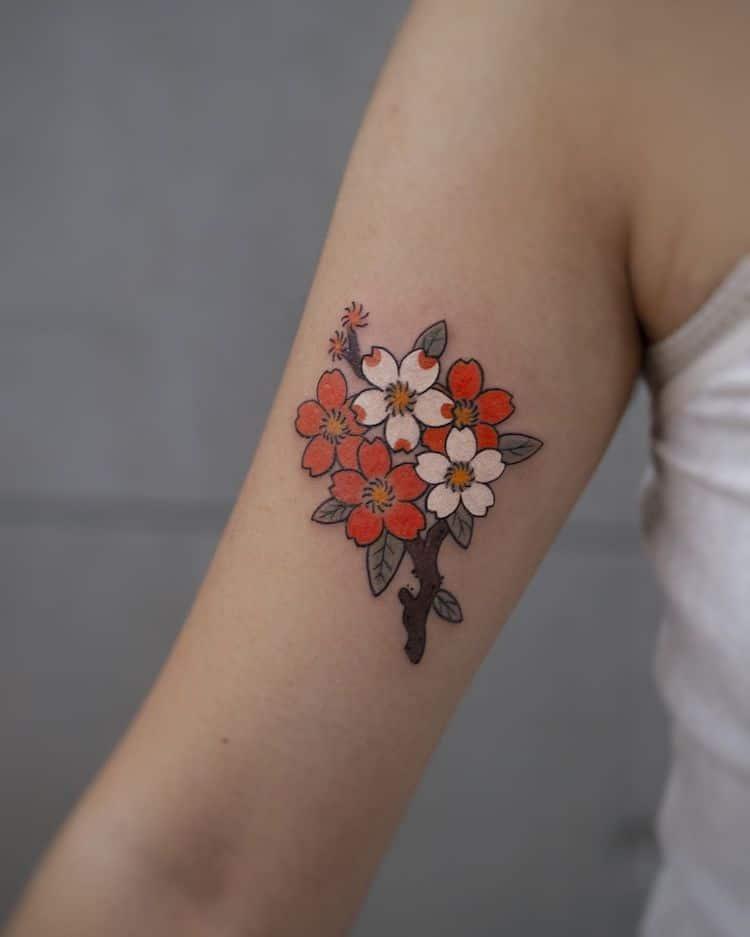 Cool Tattoo Art by MR.L