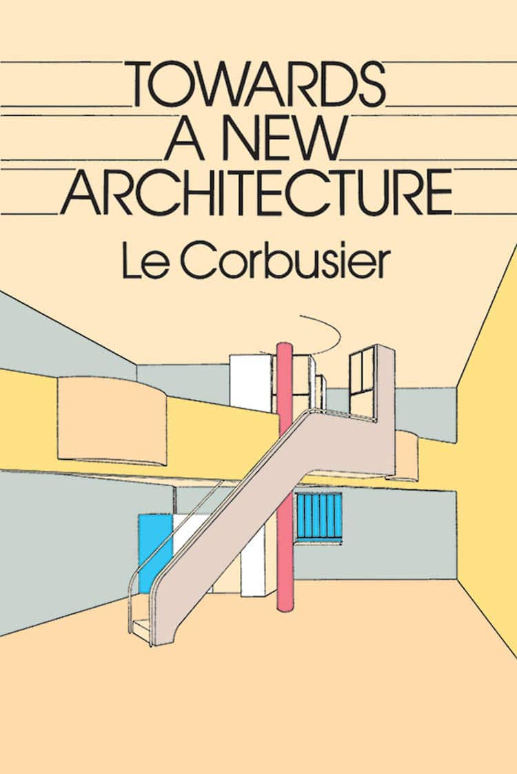 Towards a New Architecture Cover