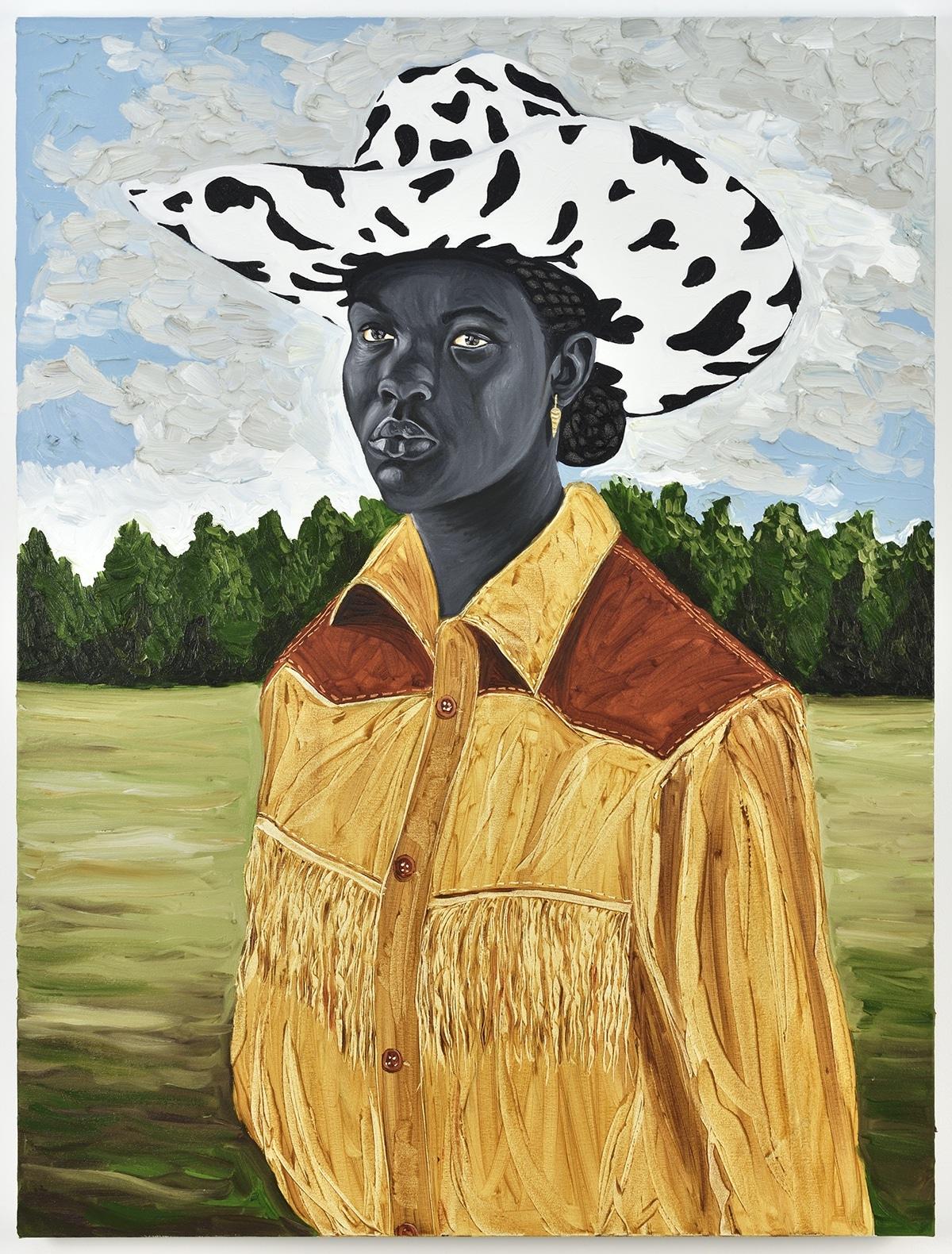 Otis Kwame Kye Quaicoe Portraiture