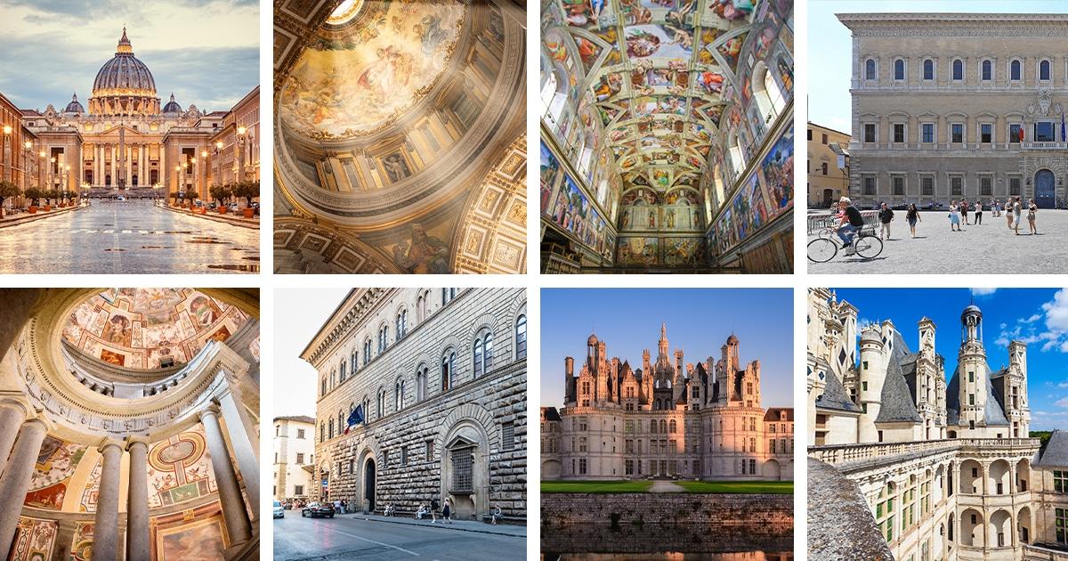 5 Beautiful Buildings That Showcase the Elegance of Renaissance Architecture